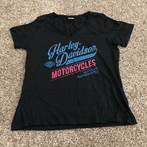 Harley Davidson Coos Bay, OR T-Shirt